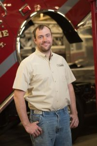 Brian Snyder – Head Electrician