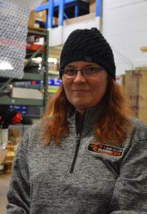 Julie Gray - Shipping & Receiving