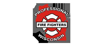 Wisconsin Professional Firefighers Logo